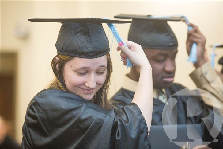 Project SEARCH graduates from Pitt County